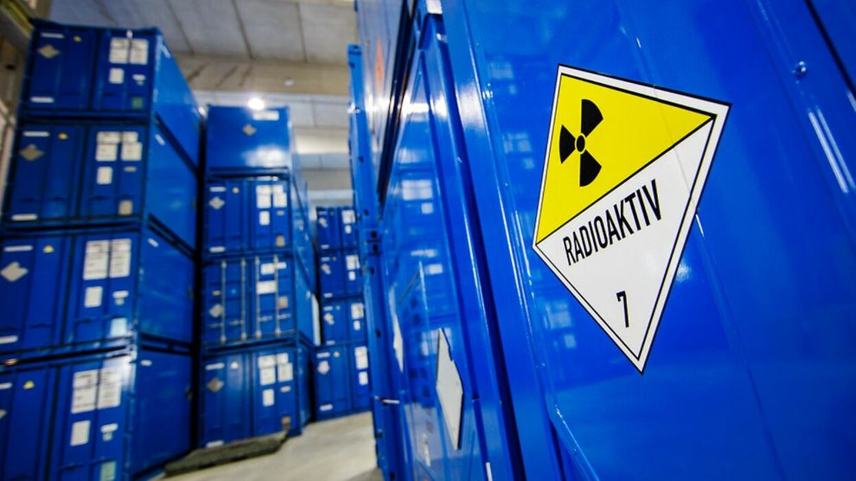 Financial responsibility for nuclear waste liabilities